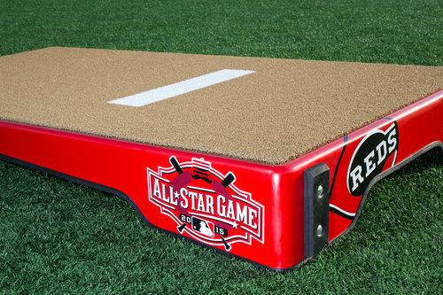 Aeroform Athletics portable baseball mounds