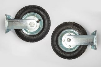 "Pitch Pro Platform 8"" Wheel Kit - Aeroform® Athletics"