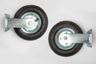 "Pitch Pro Platform 8"" Wheel Kit - Aeroform® Athletics"