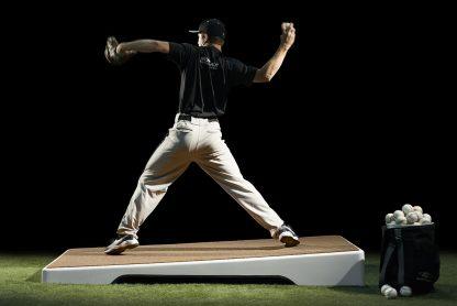 Pitch Pro Bullpen Platform - Aeroform® Athletics