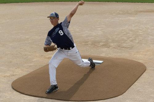 Portable Baseball Mounds from Aeroform Athletics