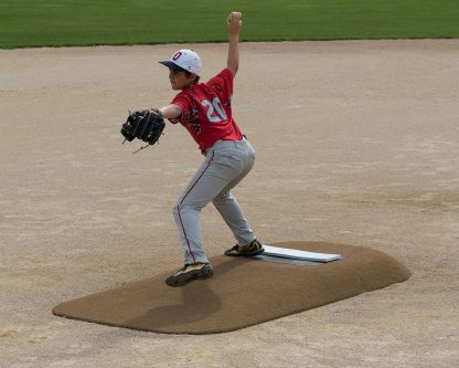 Pitch Pro Model Fiberglass Pitching Mound - Aeroform® Athletics