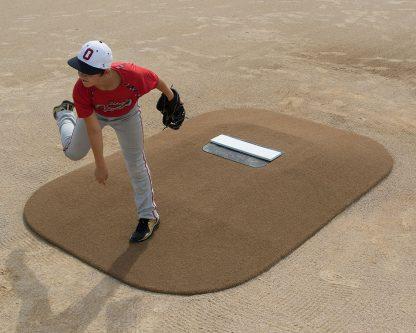 Pitch Pro Model 898 Fiberglass Pitching Mound - Aeroform® Athletics